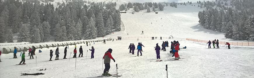 Ski Trip 2015