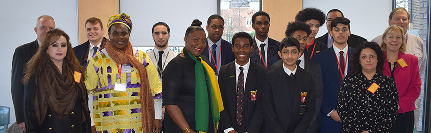 Commonwealth MPs Meet Students to Discuss Education in UK