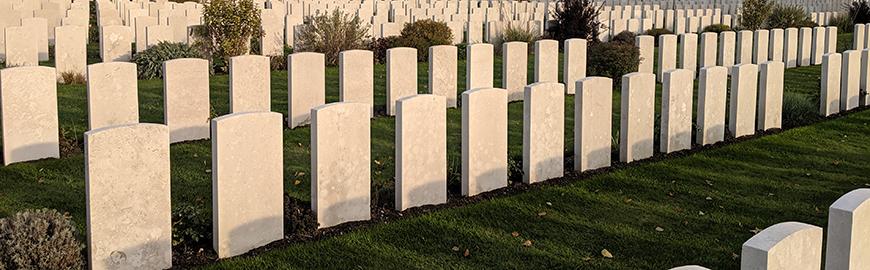 Students Visit WWI Battlefields