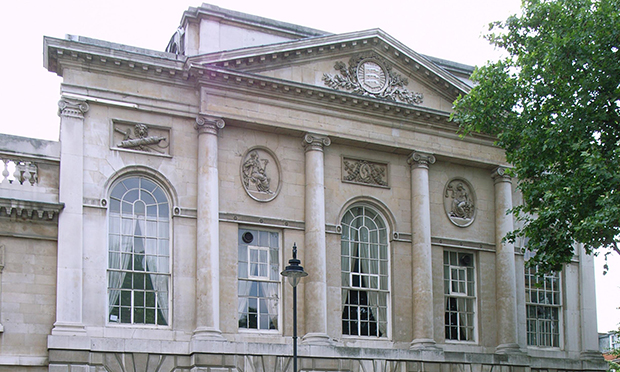 Old Sessions House, Clerkenwell Green