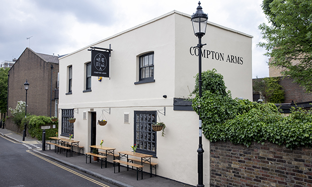 Compton Arms, Islington, London