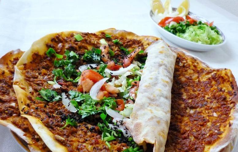 Lahmacun  Pizza turca 10 Uds  Ismaels Kebab