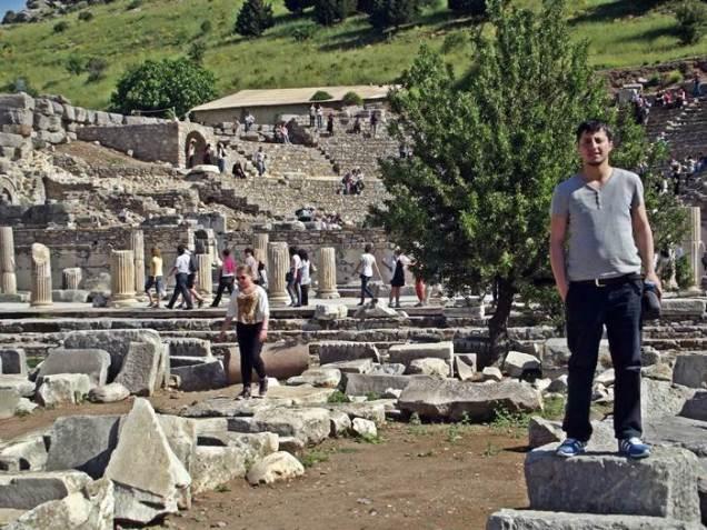 izmirDSCF9565 1 - İzmir Kültür Gezisinden... ( Efes - Şirince )