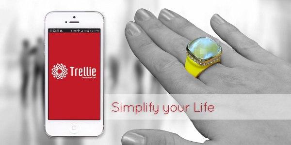 Trellie Smart jewelry