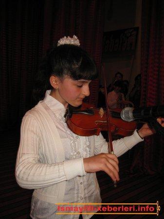 İldönümünə həsr olunmuş konsert.