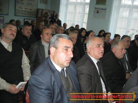 Səyyar Şura iclası və qəbul