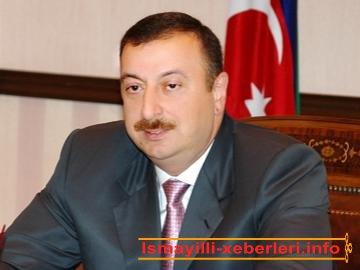 Azərbaycan Respublikasının prezidenti cənab İlham Əliyevə