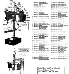 chuck drill pres diagram [ 888 x 1200 Pixel ]