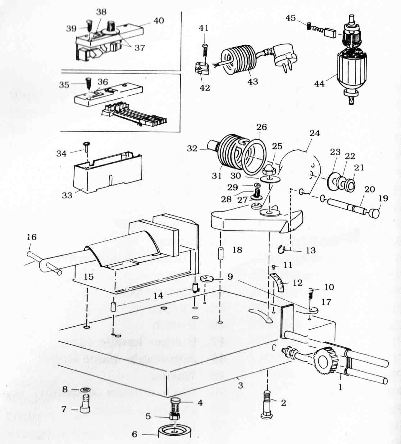 manual typewriter diagram 2004 volkswagen jetta radio wiring