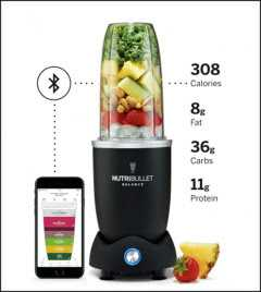 NutriBullet Dengesi ile size besin seviyelerini bulmak çok daha kolay olacak.