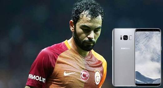 Ünlü futbolcu Selçuk İnan'ın , teknoloji nirvanası Samsung'a kendine tescilli olan 'S8' ismini kullandığı için açtığı dava sonuçlandı.