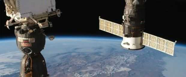 Uluslararası Uzay İstasyonunda Oksijen Sızıntısı