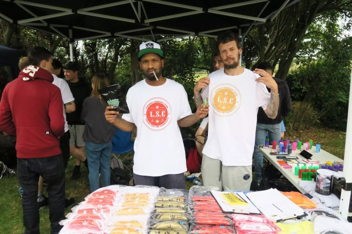 UK Cannabis Community, Jerk & Fire BBQ and the Power of the UK Cannabis Community