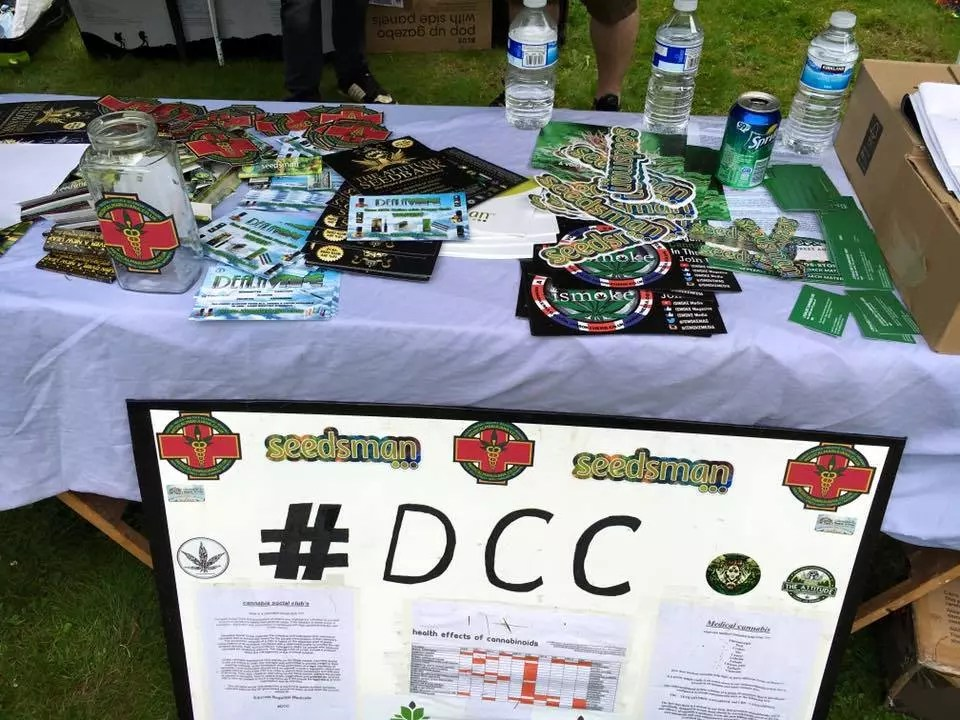 Durham Cannabis Collective, Durham Cannabis Collective Summer Session 2016, ISMOKE