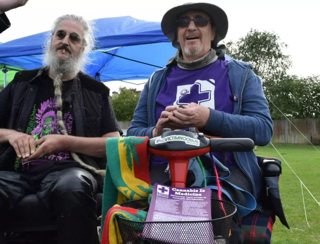 Surrey Cannabis Club, Surrey Cannabis Club Event Sep 2016