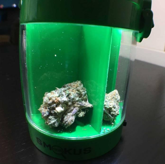 Smokus Focus, Smokus Focus Weed Samples Jar Unboxing