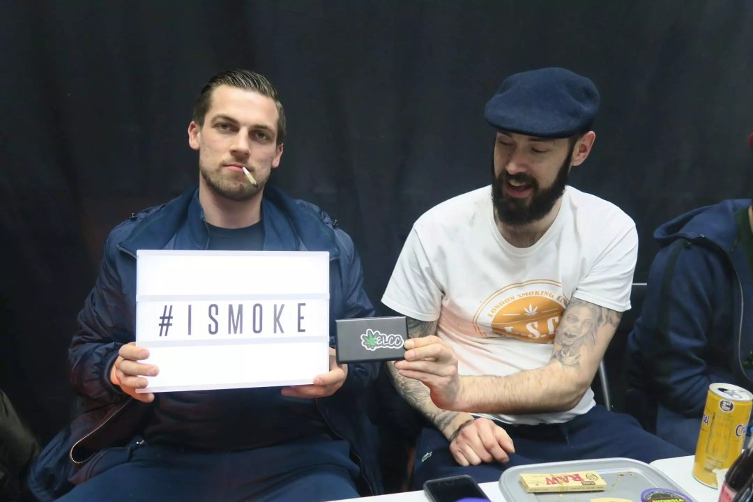 , London Smoking Club February Secret Session, ISMOKE