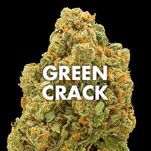 "Green Crack, ""Green Crack"" and Cannabis Strain Names"