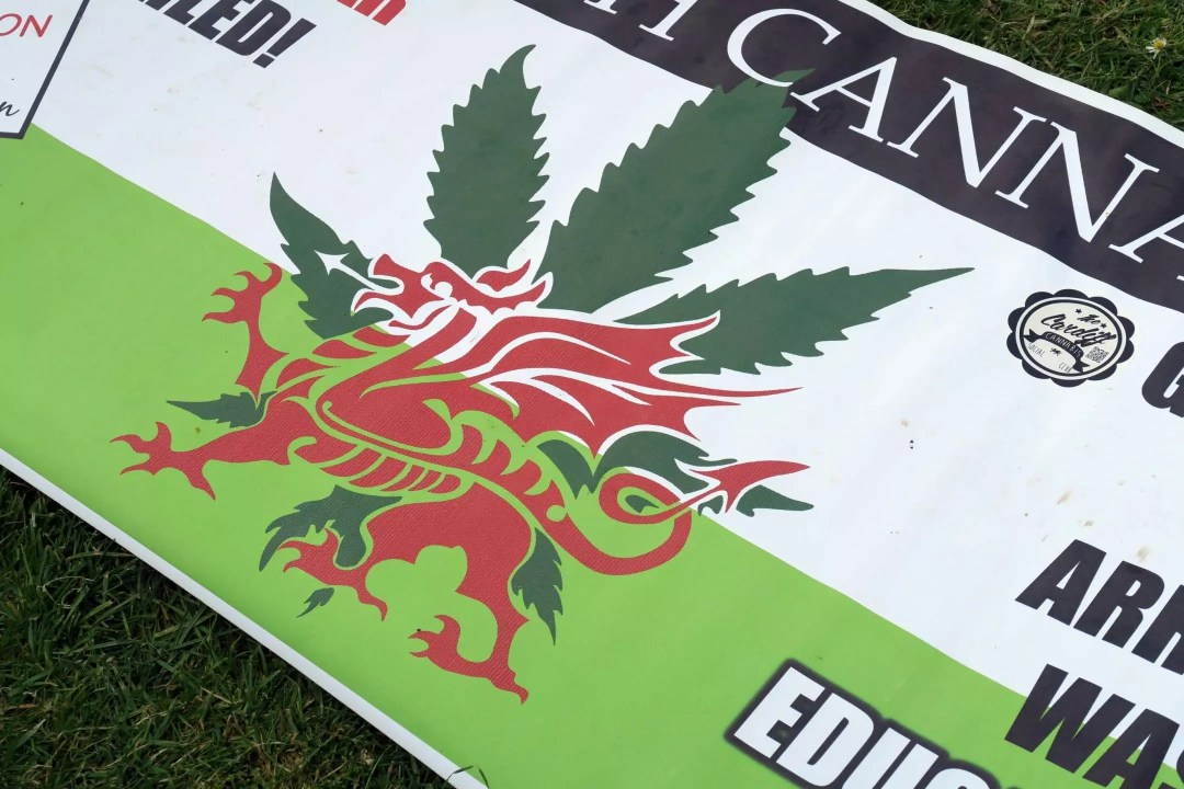 Cardiff Global Cannabis March 2017, Cardiff Global Million Marijuana March 2017