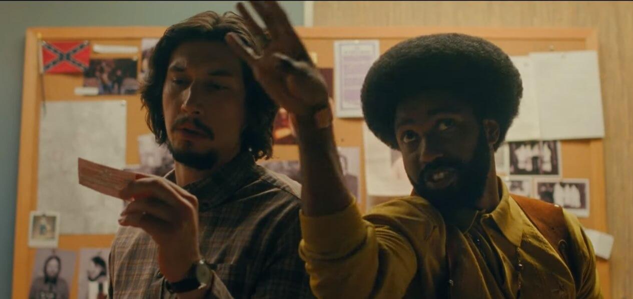 """Spike Lee cuenta la impactante historia del Klu Klux Klan  en el trailer de """"BlacKkKlansman"""""""