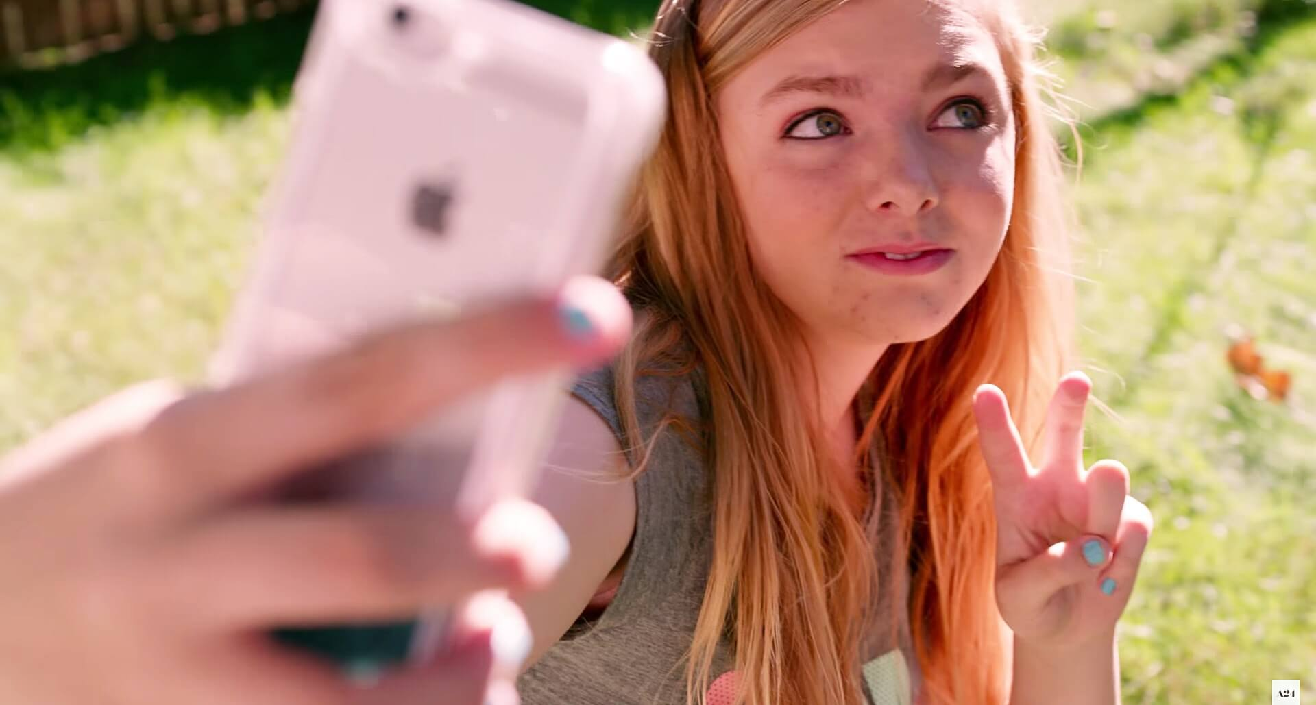 """""""Eighth Grade"""", el filme sobre la adolescente de 13 años que solo habla con YouTube"""