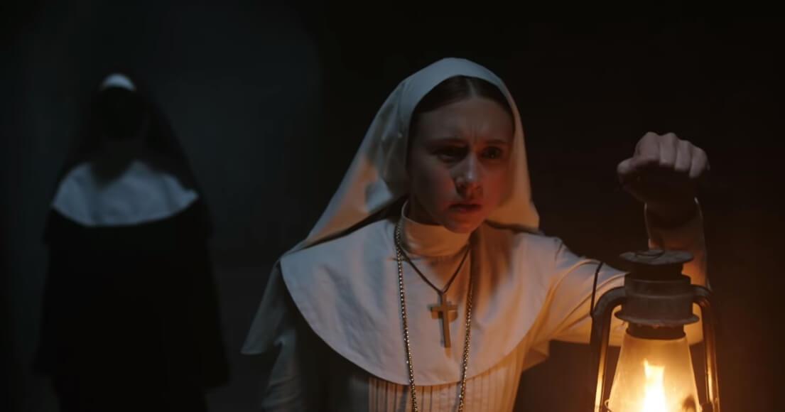 """""""The Nun"""": Taissa Farmiga desciende a los infiernos de la fe en este perturbador trailer"""