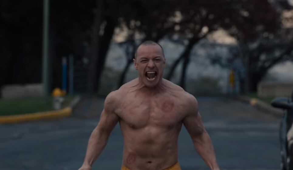 """""""Glass"""": M. Night Shyamalan libera a la bestia en el intenso trailer de la secuela de """"Unbreakable"""" y """"Split"""""""