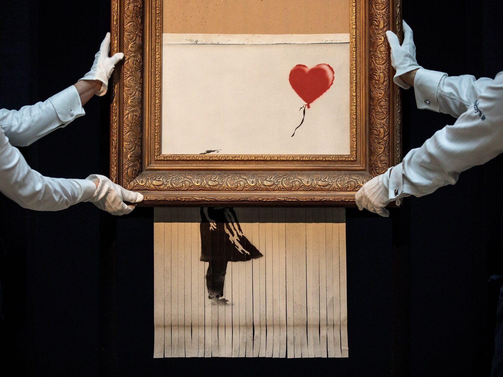 Todes fuimos cómplices de Banksy