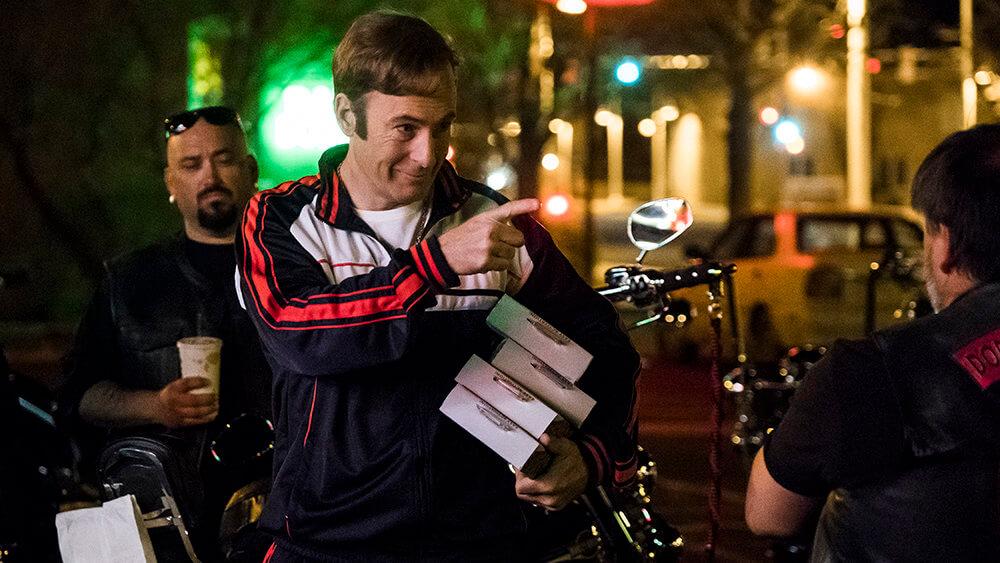 Better Call Saul. Imagen: AMC