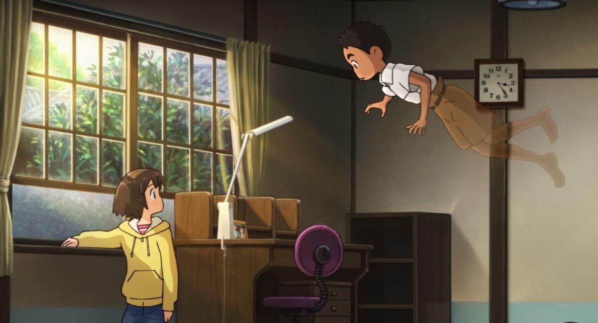 """""""Okko's Inn"""": El ex animador de Ghibli, Kitaro Kōsaka, se trae una encantadora historia de fantasmas"""