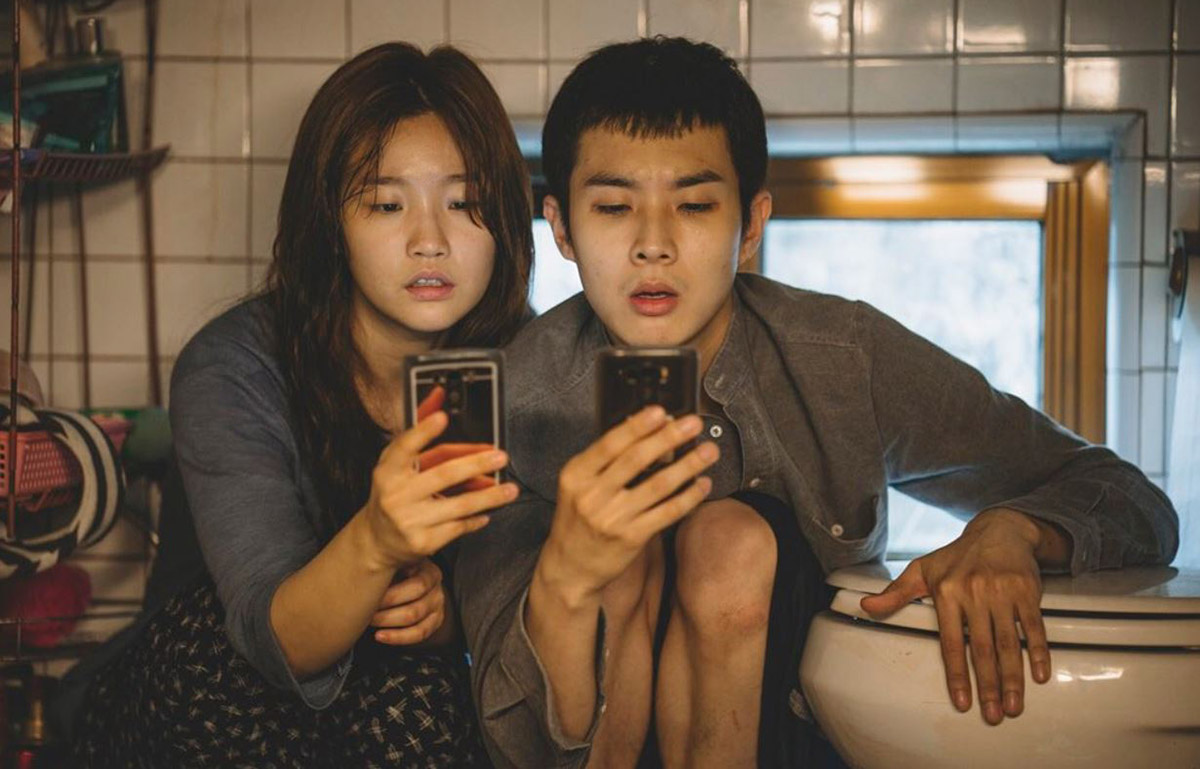 """Parasite"": El coreano Bong Joon-ho está de vuelta con un drama familiar sangriento"