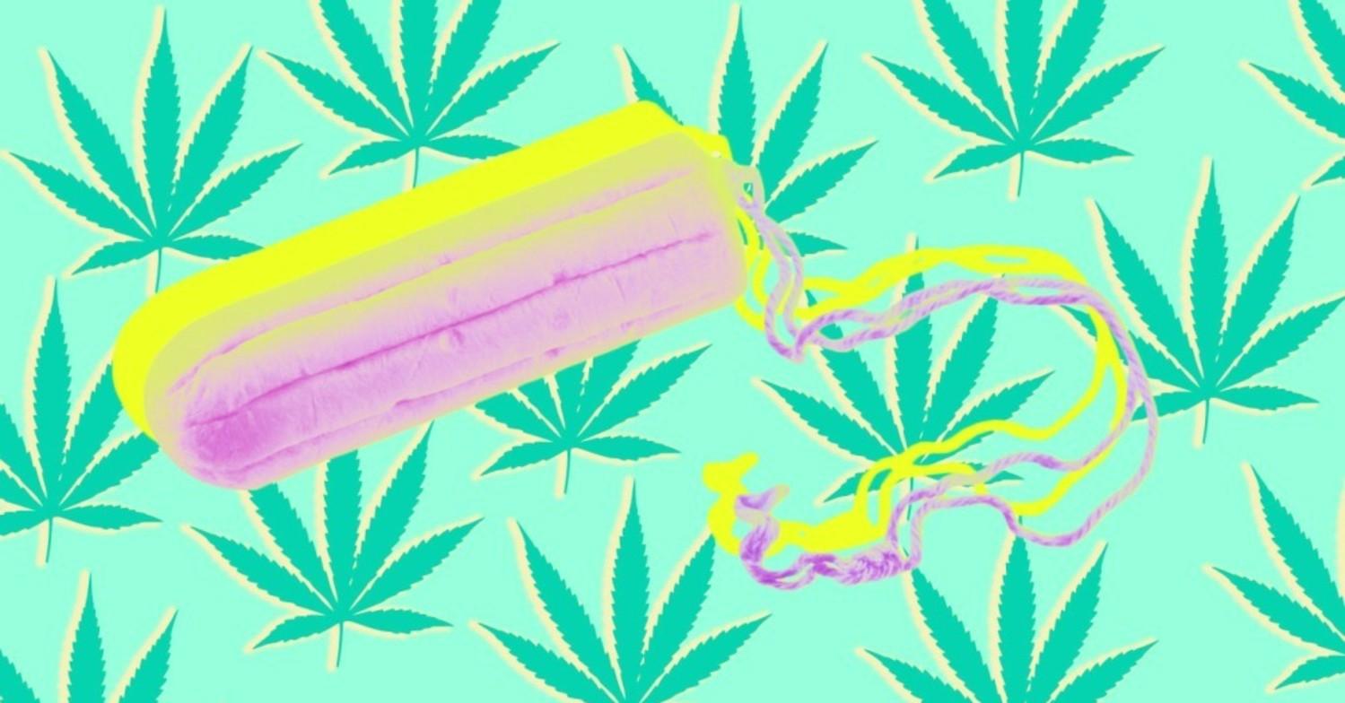 Los tampones de cannabis, ¿una solución para el dolor menstrual?