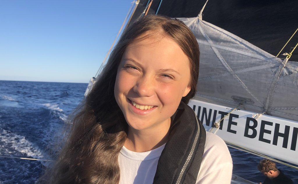 Greta Thunberg ya no quiere tomarse más selfies con políticos