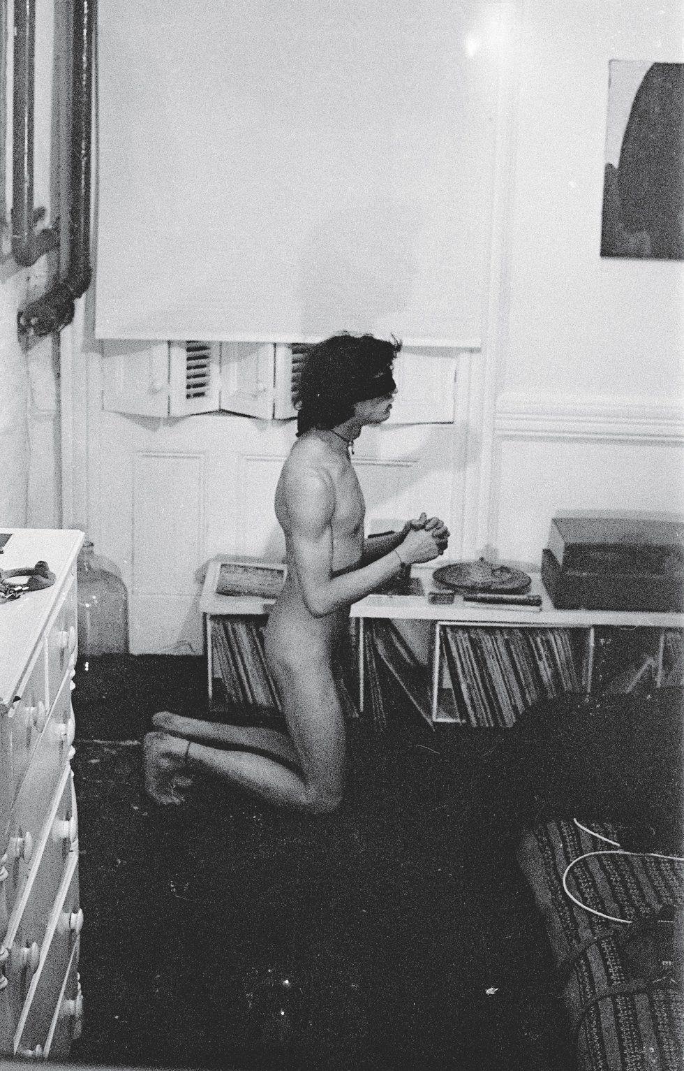 Conoce a Lloyd Ziff, el artista que fotografió a Patti Smith y a Robert Mapplethorpe desnudos