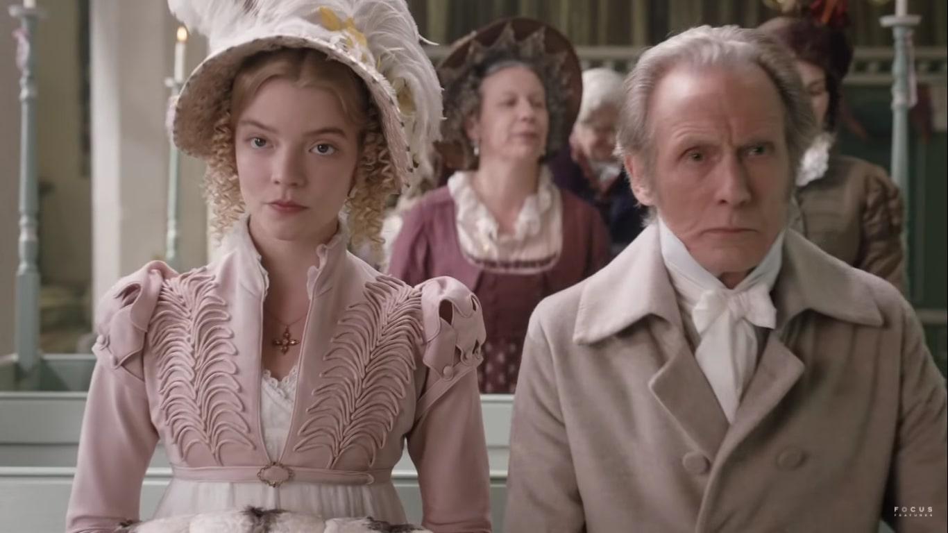 """""""Emma"""": Anya Taylor-Joy revive el clásico literario de Jane Austen en esta nueva adaptación"""