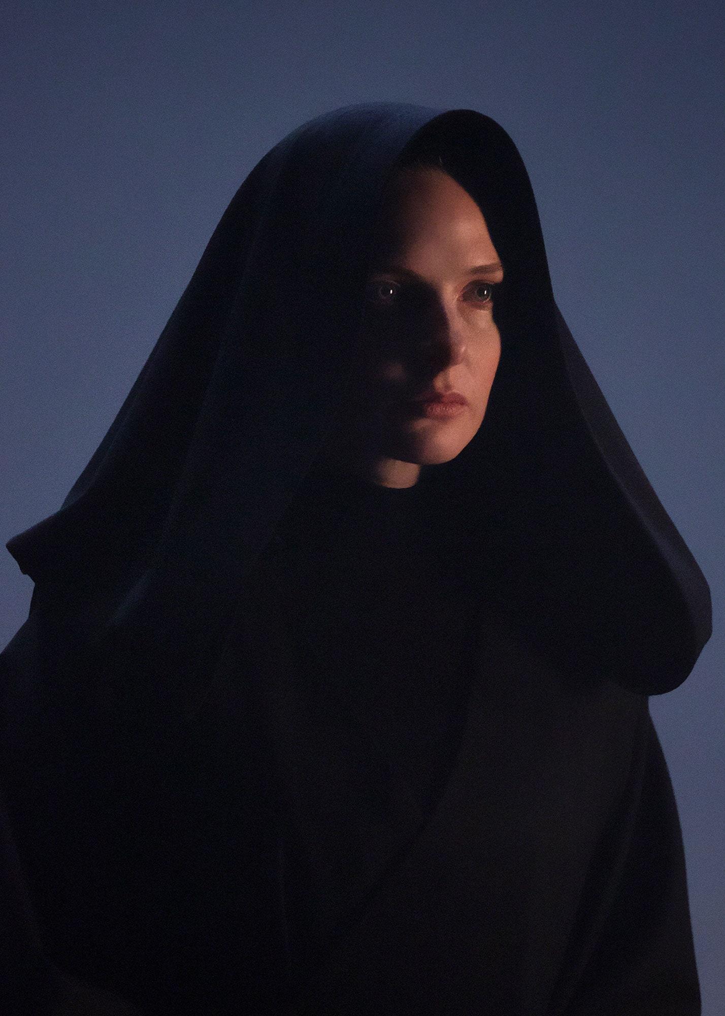 Rebecca Ferguson como Lady Jessica. Fotografía: Chiabella James