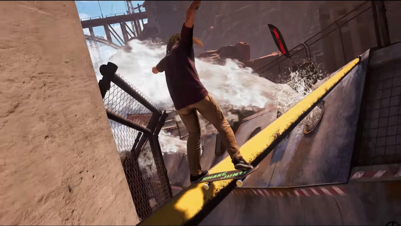 """""""Tony Hawk's Pro Skater"""": El pasado, el presente y el futuro del skateboarding se unen en las nuevas versiones del videojuego"""