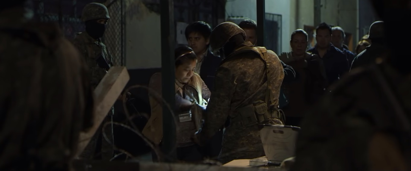 """""""Nuevo Orden"""": Las diferencias raciales y de clase llevan a México a una nueva realidad distópica en este trailer"""