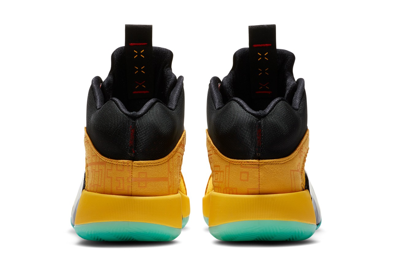 Las Air Jordan 35 Dynasties. Fotografía: Nike