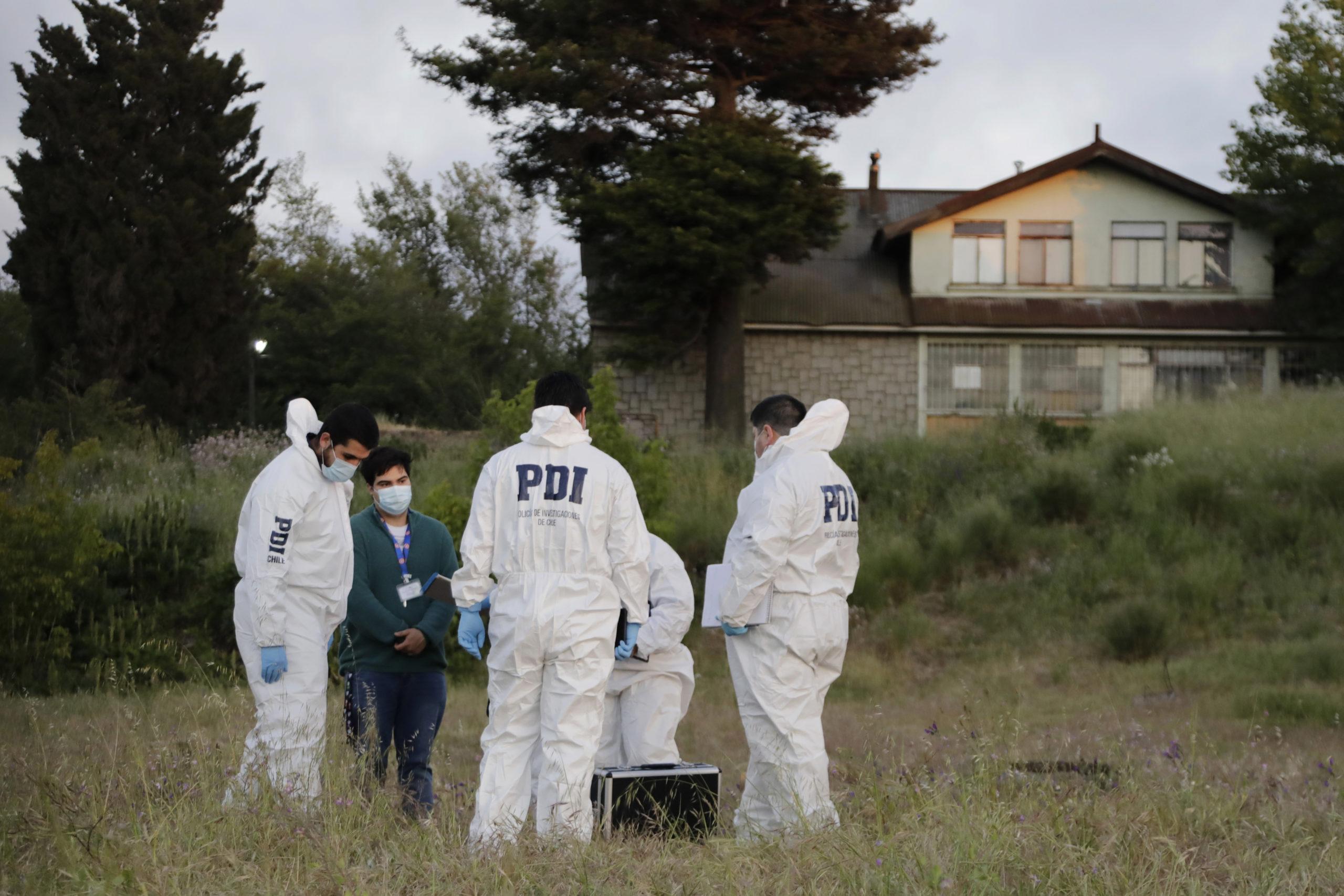 Chile: Carabinero acusado de balear a niños en Talcahuano fue formalizado este viernes