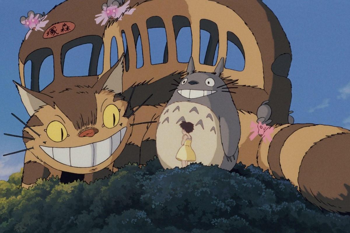 """Studio Ghibli nos regala 250 imágenes más de sus filmes, incluyendo """"My Neighbor Totoro"""""""
