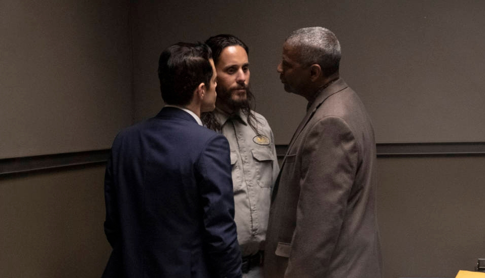 """The Little Things"": Denzel Washington y Rami Malek persiguen a Jared Leto en este thriller criminal"