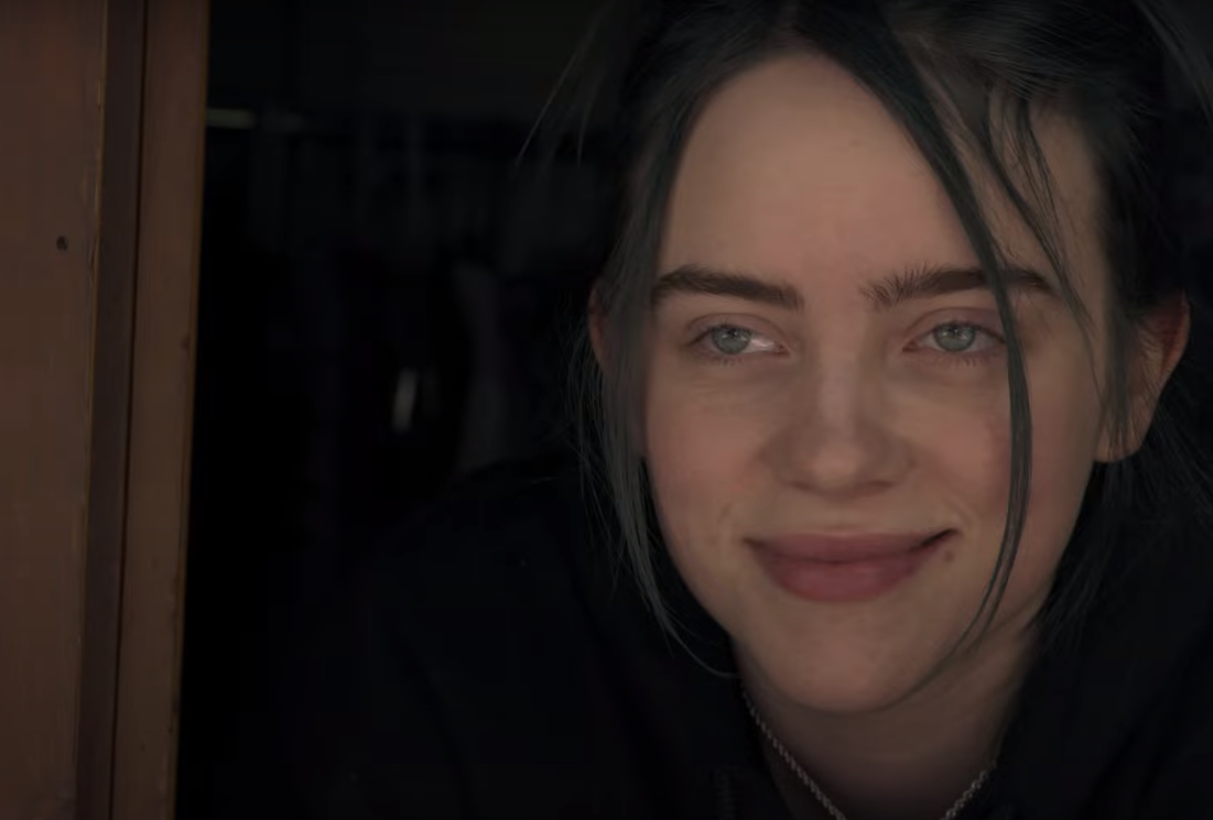 """The World's a Little Blurry"": Billie Eilish deja caer el primer trailer de su documental en Apple TV+"