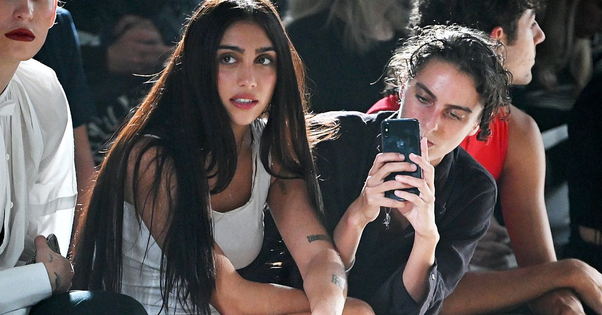 Lourdes Leon no tiene una semana en Instagram, y ya está harta de los stans de Madonna