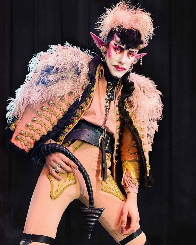 Conoce a Jenkin van Zyl, el makeup artist que combina el erotismo, el terror y la fantasía en sus propuestas