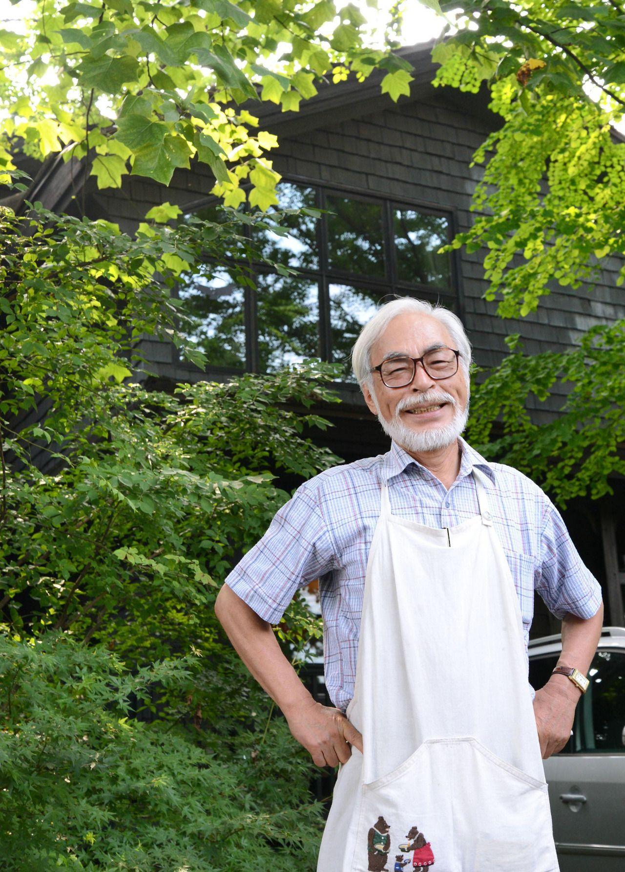5 cosas que probablemente no conocías sobre Hayao Miyazaki
