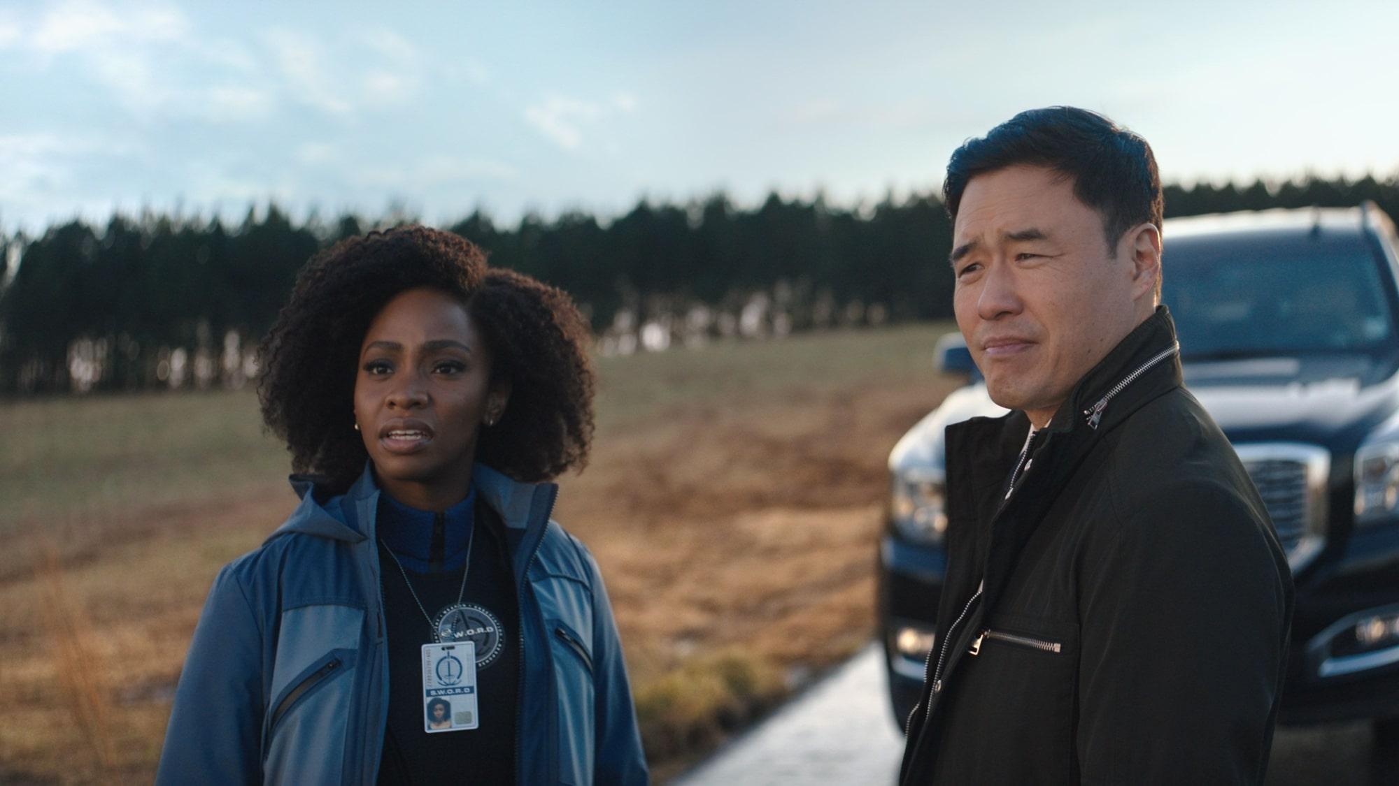 """Un spin-off de """"WandaVision"""" protagonizado por Jimmy Woo ya está siendo preparado para presentarlo a Marvel"""