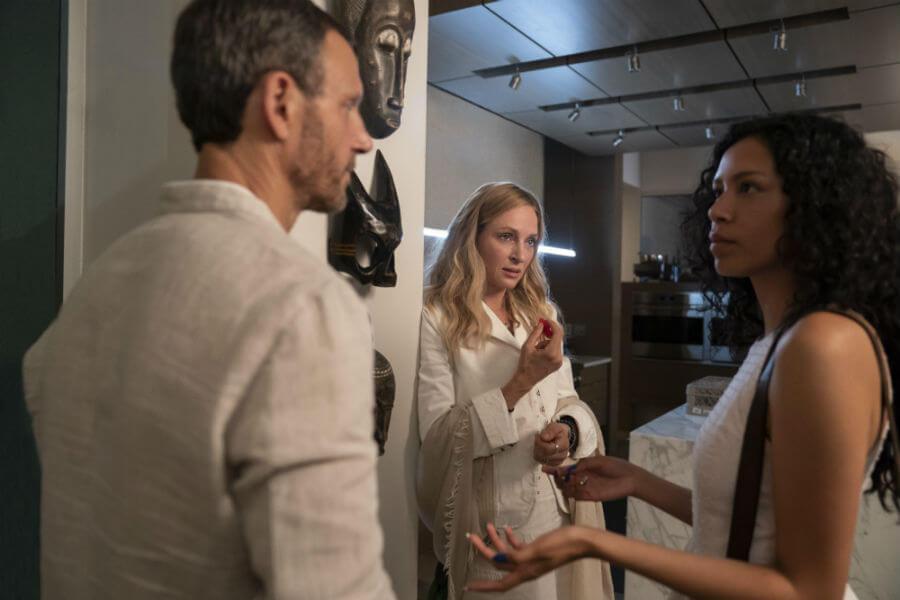 """5 razones por las que debes ver la serie """"Chambers"""" con Uma Thurman"""