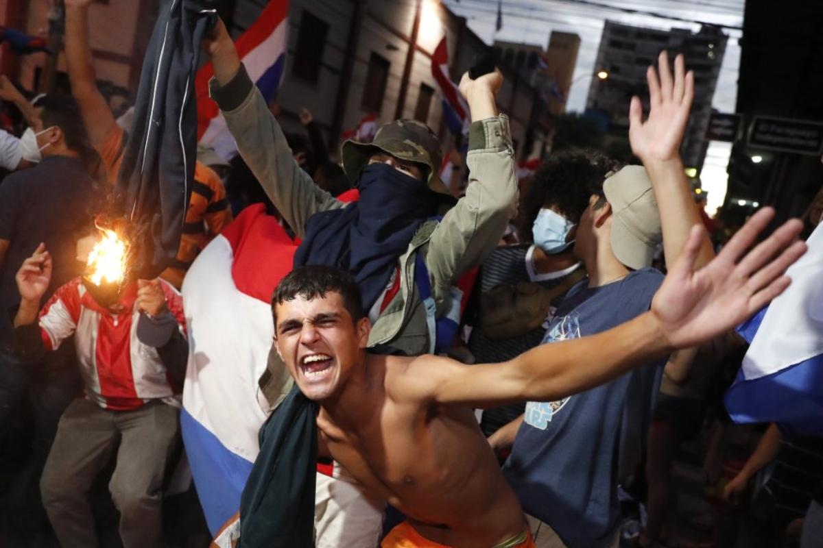 Todo lo que necesitas saber sobre las protestas en Paraguay