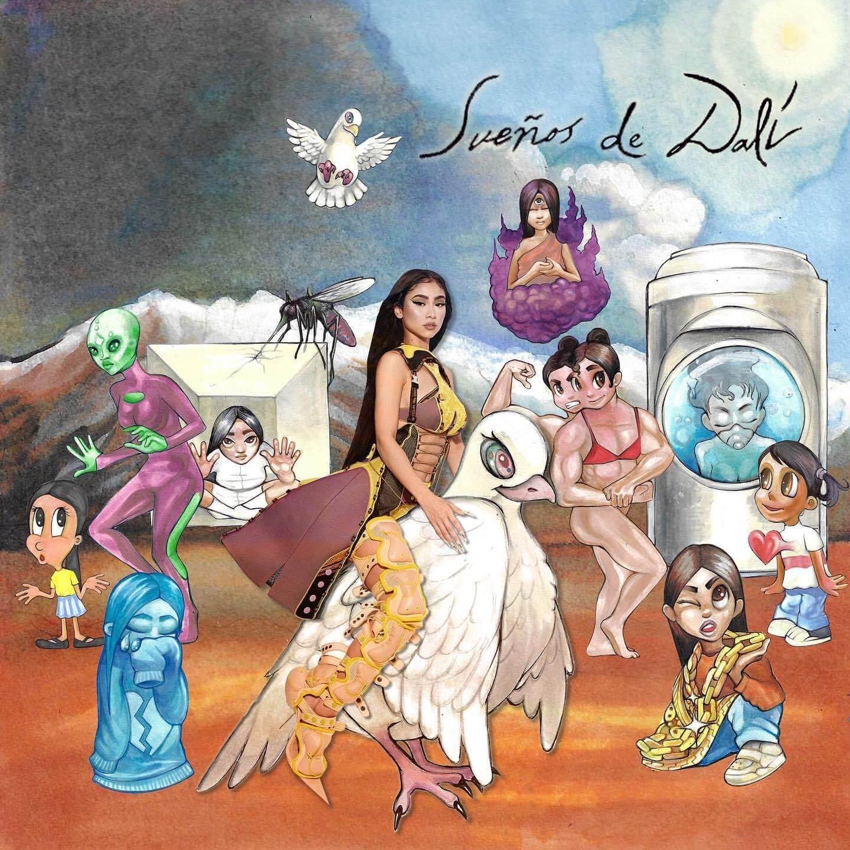 """Track by Track: Paloma Mami, """"Sueños de Dalí"""""""